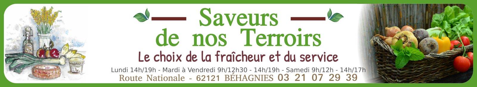 https://www.saveursdenosterroirs.frSaveurs de nos Terroirs